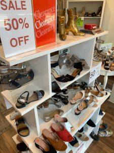 Shoe Shop Neutral Bay women's shoes summer sale